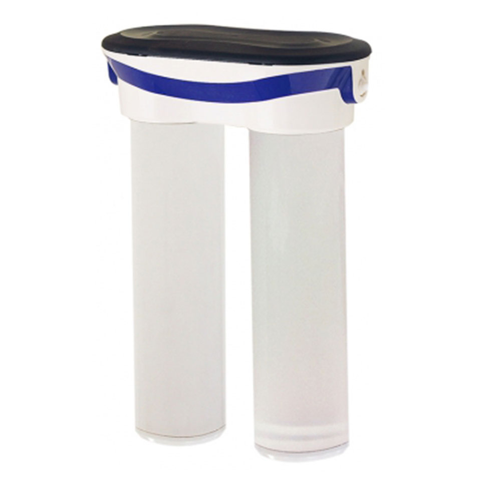 Double Stage Water Filtration System (Under sink)