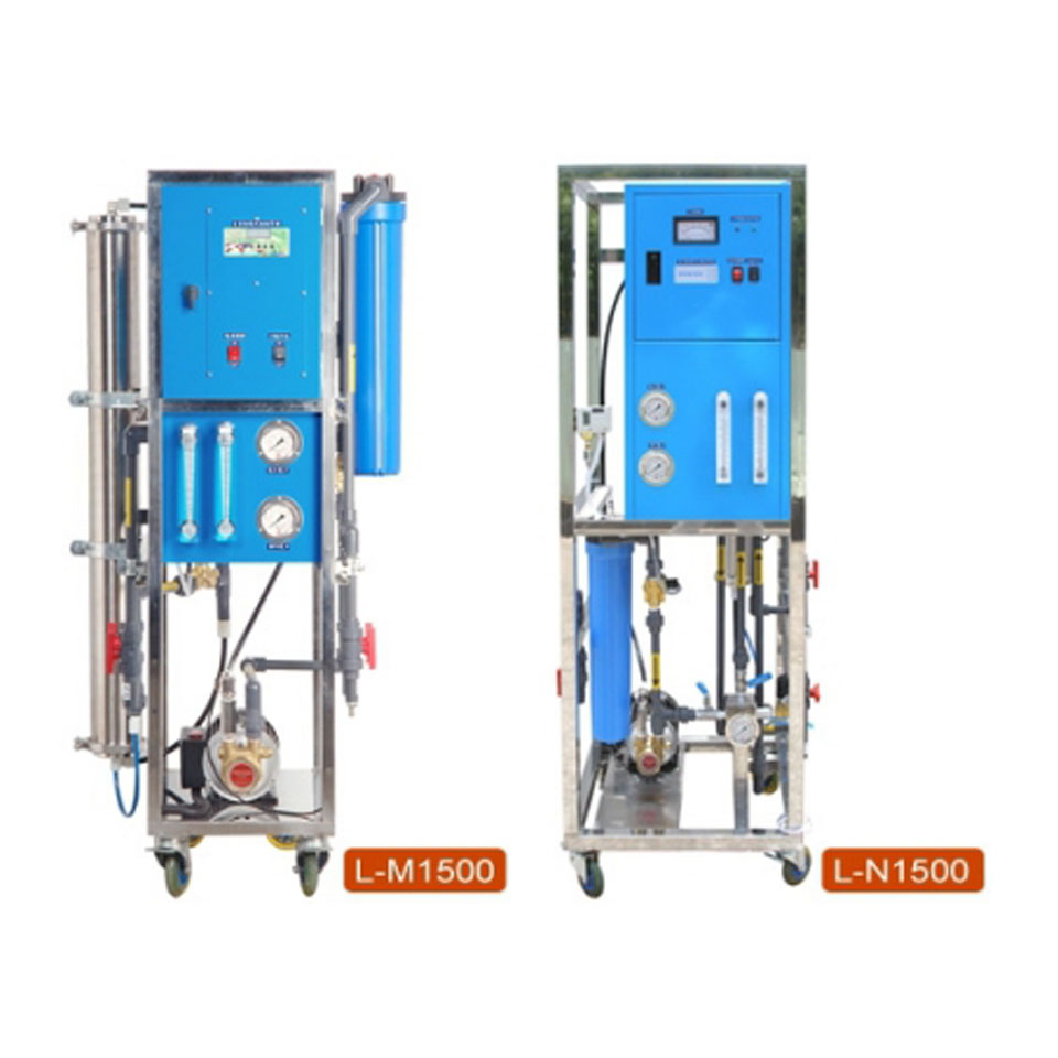 LST-250~12000GPD Industrial RO System