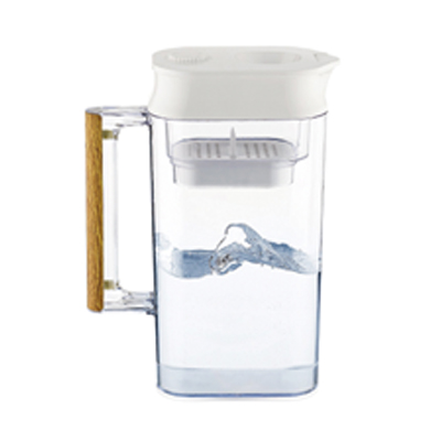 Active Carbon Fiber portable water filter pitcher